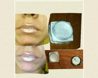 White Lies Lip Gloss Hybrid!