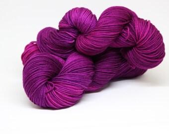 That's My Jam DK Superwash Merino Hand Dyed Yarn 115g Knitting Crochet