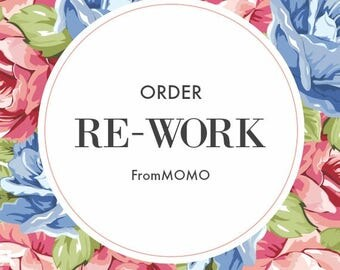 Order Rework / Exchange for FromMOMO Customers