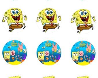 SpongeBob Edible Images