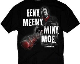 Walking Dead Eeny Meeny Miny Moe