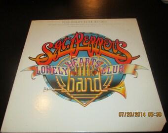 Seargent Pepper Lonely Hearts Club Band vinyl -Movie sound Track - Original Edition - Prestige vinyl record in NM- Condition