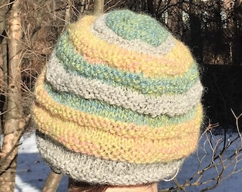 Cathy Hat - Warm, comfortable, fits many sizes