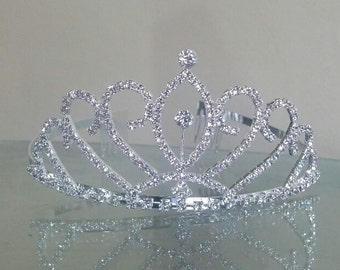 Princess Rhinestone Crown,  Princess Tiara