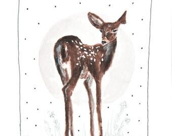 starry sky bambi
