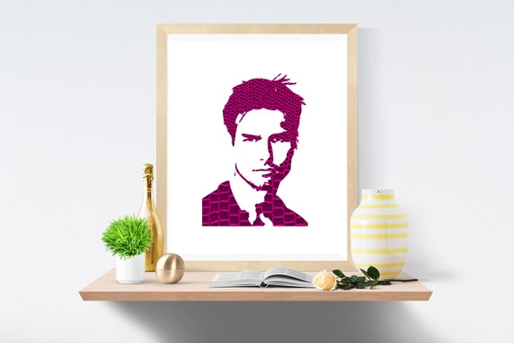 Tom Cruise, Tom Cruise Poster, Tom Cruise Print, Tom Cruise Art, Tom Cruise Movie, Top Gun, Tom Cruise Wall Art, Wall Decor, Dorm Poster