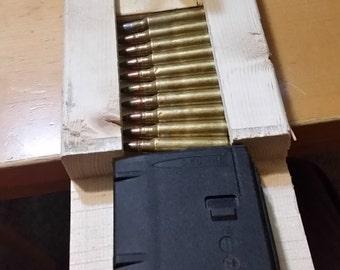 AK-47/AR-15 Magazine loader
