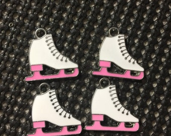 Ice Skating Charms