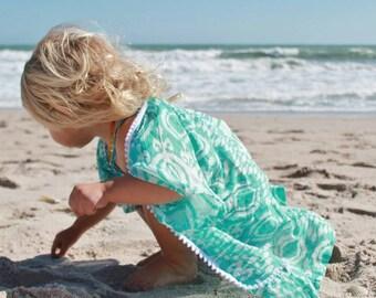 Ocean Wave Kimono