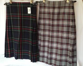 Ladies Traditional Scottish Kilts