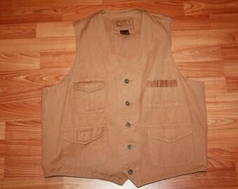 Vintage Eddie Bauer Outdoor Outfitter Vest