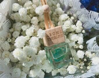 Car Hanging Air Freshener_ Car Air Freshener / Car Vent Clip / Car Fragrance / Home Decor / Fragrant decor / Wedding favors / Favor gifts