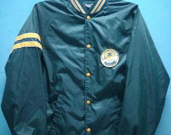 SALE 10 % Vintage Green Bay PACKERS 90's jacket NFL