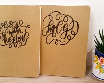 Custom Moleskin Notebook (XL)