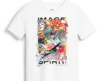 Almost in imitation of Juvenility, framed - MOST JBCB - limited edition - T-Shirt