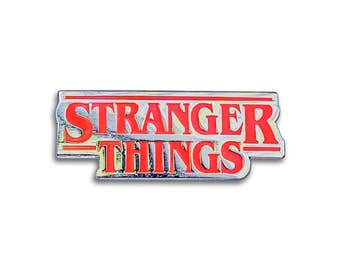 Stranger Things Pin