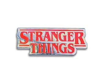 Stranger Things Pin
