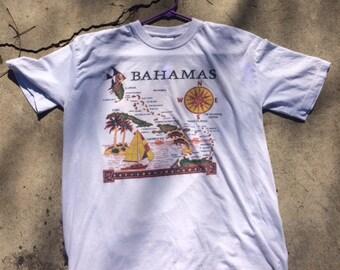 1990's Bahama Vacation Tee