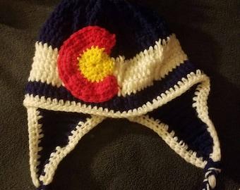 Colorado earflap hats
