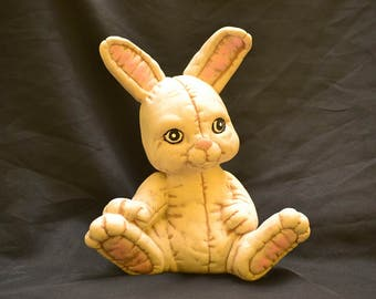 Stuffed Sitting Rabbit
