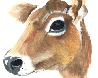 Custom Pet/Animal Portraits as Holiday, Birthday, and Housewarming Gifts