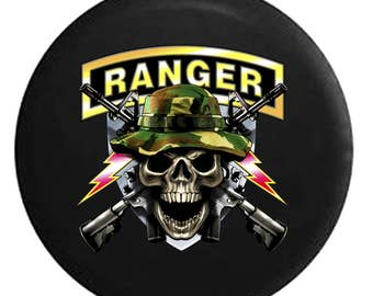 Ranger Skull Etsy