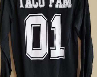TACOFAM / Palindrome Short Sleeve
