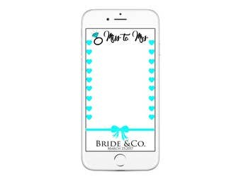 Bride & Co Snapchat Geofilter