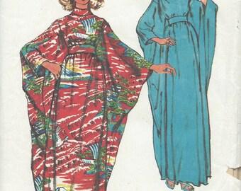 "1973 Vintage Sewing Pattern B32 1/2""-to-38"" CAFTAN (R945)   Simplicity 5900"