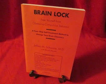 "Uncorrected Proof Copy of ""Brain Lock"" by Jeffrey Schwartz"