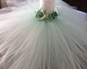 Wedding/Bridal Shower Tulle Centerpieces