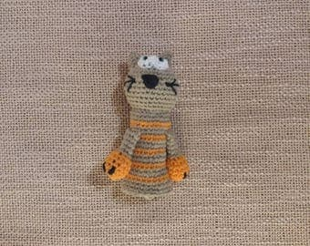 Cat puppet, Finger-toy, finger puppets, Finger dolls