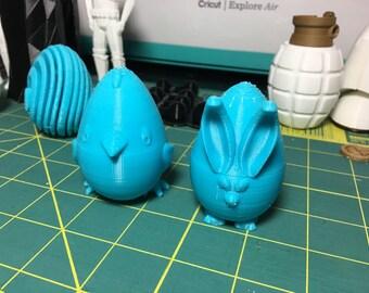 Egg Chick or Rabbit