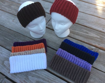 Ribbed Headbands