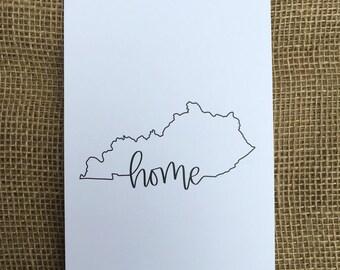 Home Series - Kentucky