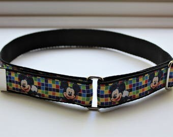 Mickey Mouse - Kids' Adjustable Velcro Belt