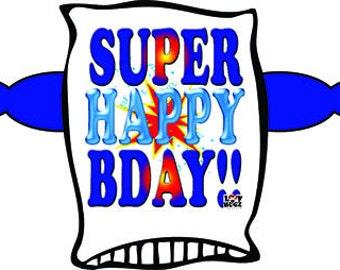 Super Happy Birthday LuvHugz