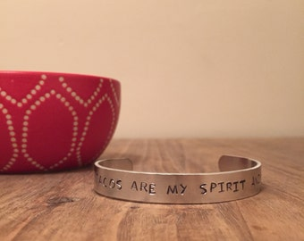 Tacos are my Spirit Animal Bracelet, Tacos Bracelet, Tacos Jewelry, Taco, Taco Bracelet, Taco Jewelry, Taco Tuesday