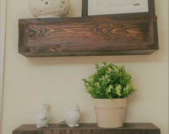 Floating Shelves (2) - 20 inches