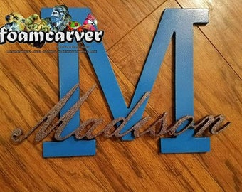 Decorative Wall Name Plate