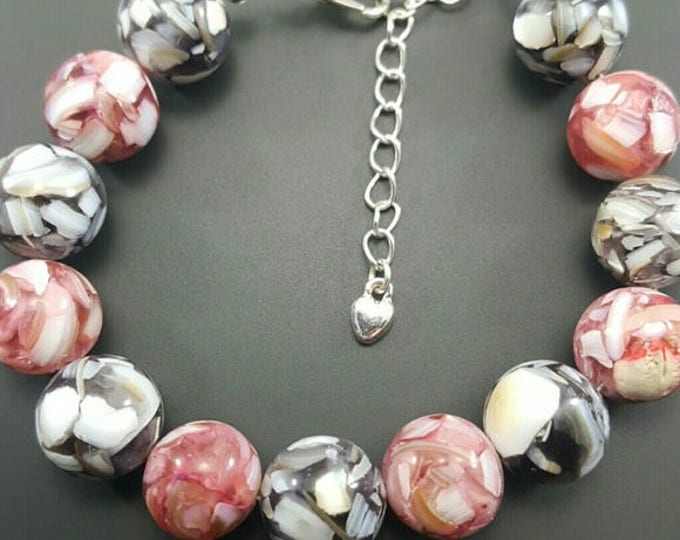 Mosaic Shell Handmade Bracelet