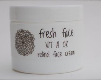 VIT A OK retinol face cream