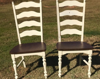 Dining Room Chair Ladder back