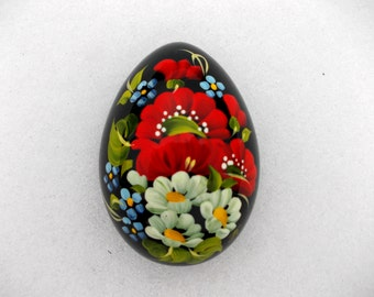 Easter eggs easter decoration easter gift for mom grandma gift easter egg magnet with red puppy grandma gift sister easter decoration easter gift for mom grandparent negle