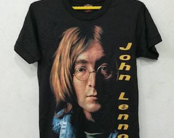 Rare vintage john Lennon t-shirt M size