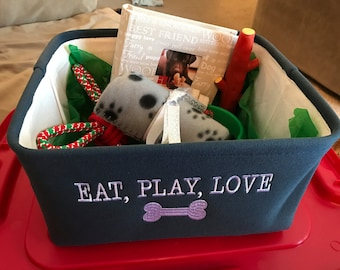 Dog or Cat Gift Baskets for any Occasion