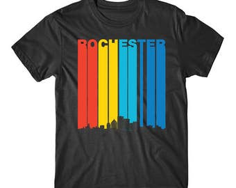 Flower city rochester ny 11x14 matted and signed print for T shirt printing in rochester ny