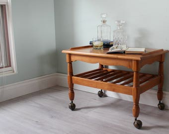 Maple Roxton Tea Trolley