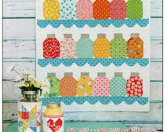 Canning Season Quilting Pattern