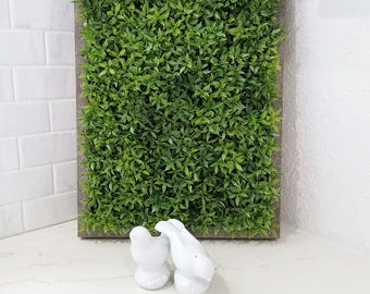 Wall Plant, Artificial Plants, Green Wall, living wall, Centerpiece, Home decor,
